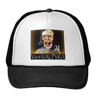 V is 4 VALPYRA by Valpyra Mesh Hats