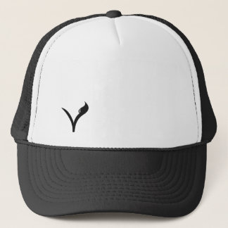 V is for Vegan Trucker Hat