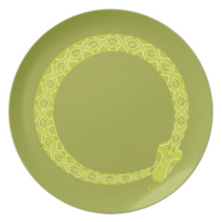 V is for Viper Party Plates