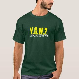 V.O.W.2 Offical JAM SK8 TEAM Shirts. T-Shirt