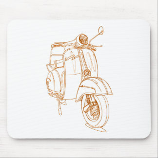 V Raly 180 1963 Mouse Pad