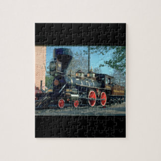 V&T 4-4-0 #22, 1860's._Trains Jigsaw Puzzle