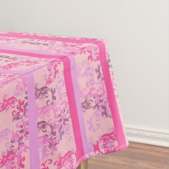 v tablecloth