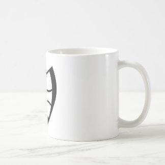 V-text Old English Coffee Mug