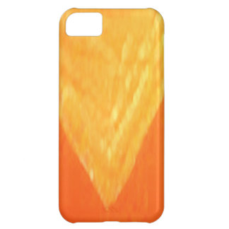 V Victory Gold: Gifts for Wedding Engagement iPhone 5C Case