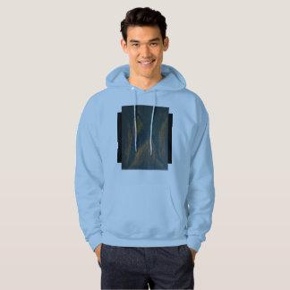 Va-cA blue hoodie by DAL
