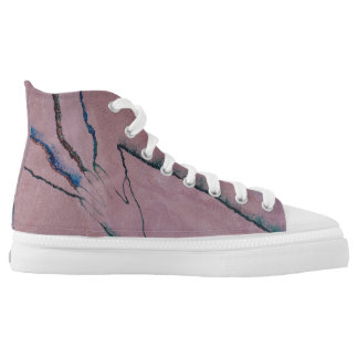 Va-cA hightop sneakers by DAL
