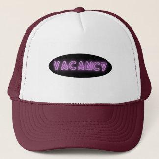 Vacancy Trucker Hat