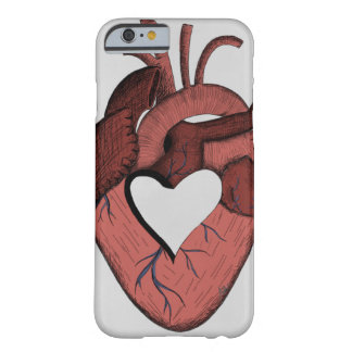 Vacant Heart IPhone Case