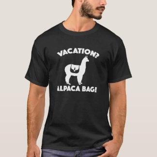 Vacation? Alpaca Bag! T-Shirt