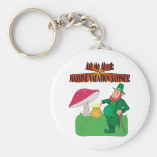 Vacation $avings!!! basic round button key ring