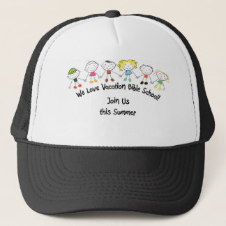Vacation Bible School Trucker Hat