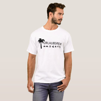 Vacation hoar frost T-Shirt