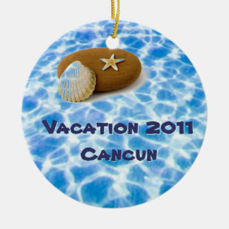Vacation Ornament