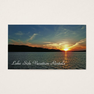 Vacation Rental Business Card