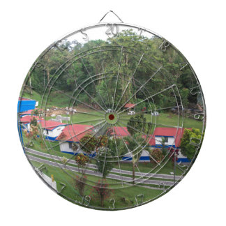 vacation retreat in costa rica dartboard