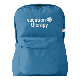 Vacation Therapy Backpacks