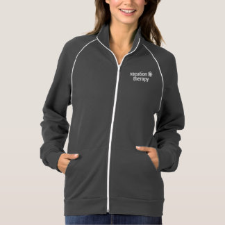 Vacation Therapy Coat Jacket