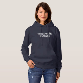 Vacation Therapy Hoodie