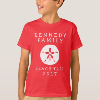Vacation/Trip With Name T-Shirt