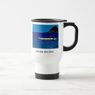 Vacation Wishing Coffee Mug