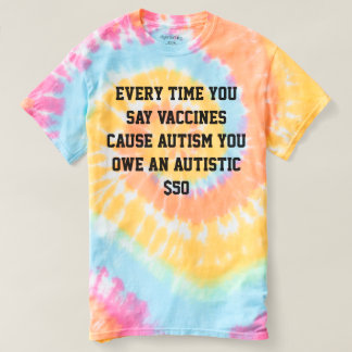 Vaccines =/= Autism T-Shirt