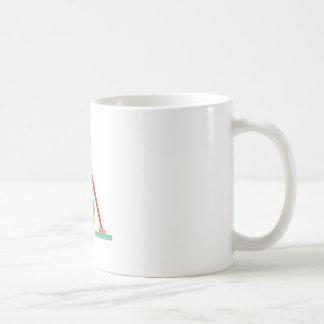 Vacuum Cleaner Basic White Mug