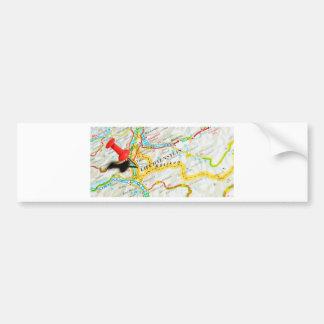 Vaduz, Liechtenstein Bumper Sticker