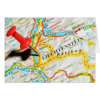Vaduz, Liechtenstein Card