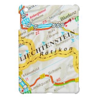 Vaduz, Liechtenstein iPad Mini Cover