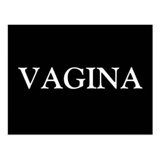 Vagina Postcard To Republican Politicians