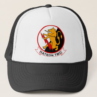 VAH - 2 HATRON Two - Heavy Attack Squadron Trucker Hat