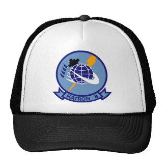VAH-8 Heavy Attack Squadron HATRON Fireballers Trucker Hat