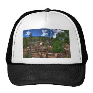 Vail Botanical Garden Mesh Hat