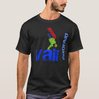 Vail Colorado guys shirt