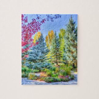 Vail, Colorado Jigsaw Puzzle