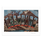 Vail, ColoradoLarge Letter ScenesVail, CO Postcard