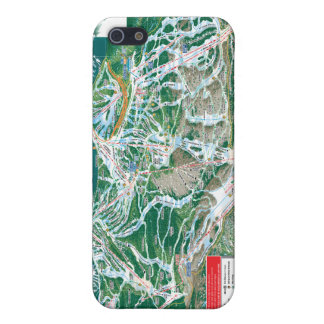vail trail map iPhone 5 cases