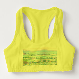 Val d'Orcia - Sports Bra