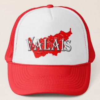 Valais - Wallis Trucker Hat