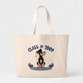 Valedictobermann Jumbo Tote Bag