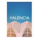 Valencia Post Card