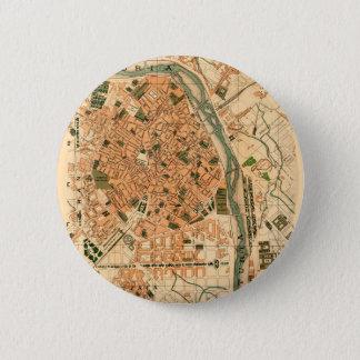 Valencia Spain 1904 6 Cm Round Badge