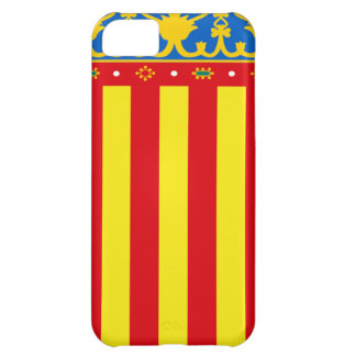Valencia (Spain) Flag Cover For iPhone 5C