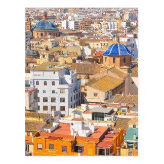 Valencia, Spain Postcard