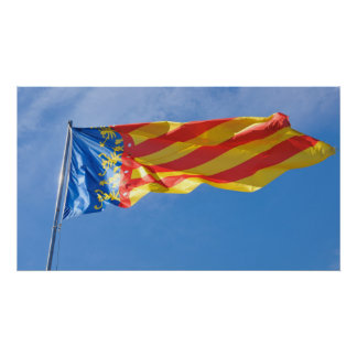 Valencia, Spain Poster