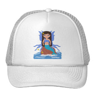 Valencia the Merfaery Cap Mesh Hat