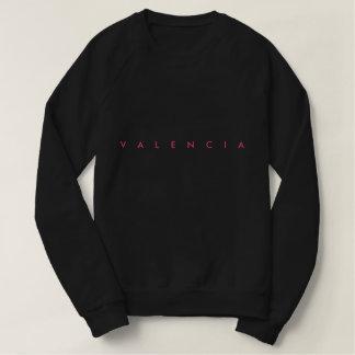 Valencia Women's Pullover black/red