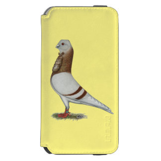 Valencian Figurita Pigeon Incipio Watson™ iPhone 6 Wallet Case