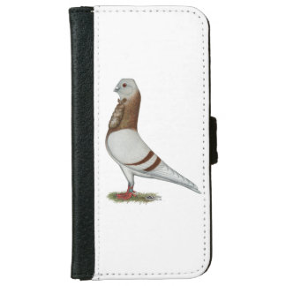 Valencian Figurita Pigeon iPhone 6 Wallet Case